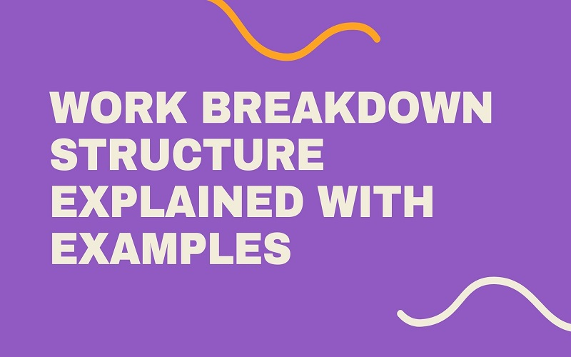 Work Breakdown Structure Explained with Examples