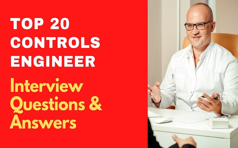 Controls Engineer Interview Questions & Answers
