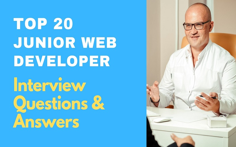 Junior Web Developer Interview Questions and Answers