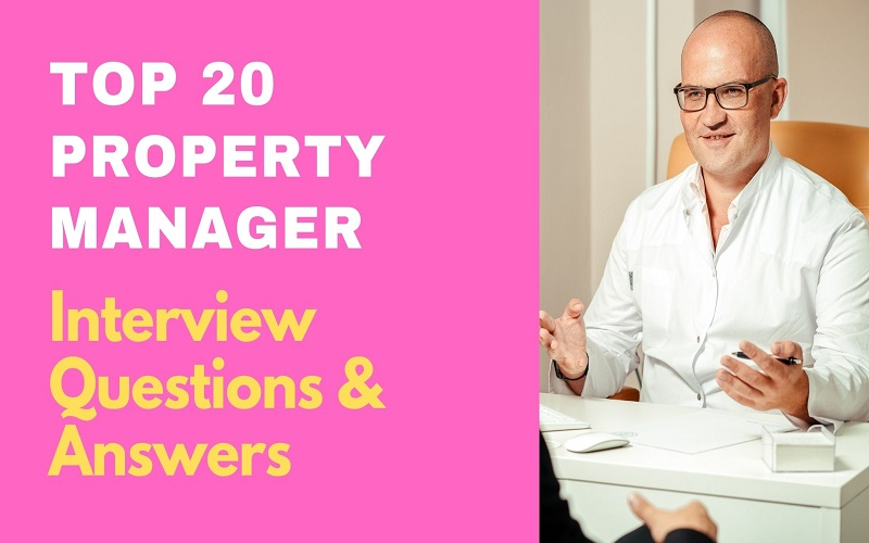 Property Manager Interview Questions and Answers