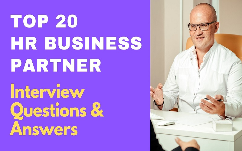 HR Business Partner Interview Questions & Answers