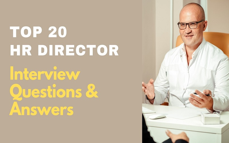 HR Director Interview Questions & Answers