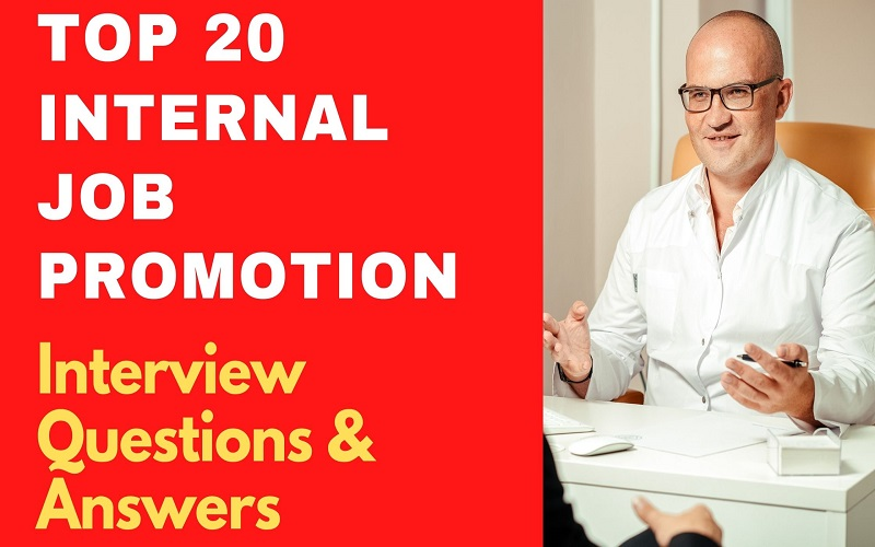 Internal Job Promotion Interview Questions & Answers