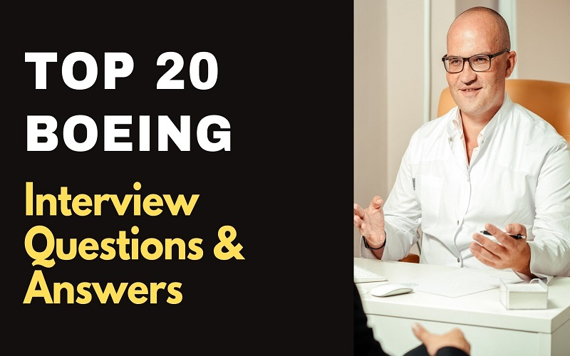 Boeing Interview Questions and Answers